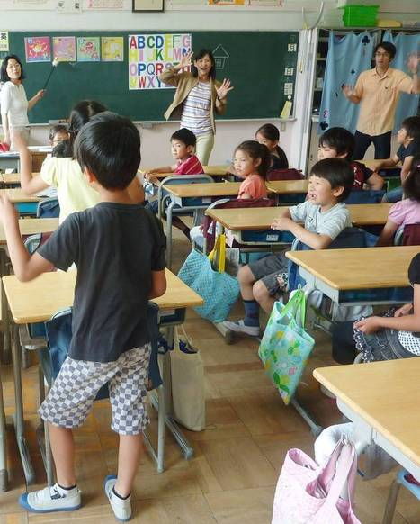 English fluency hopes rest on an education overhaul - The Japan Times   Speak to the future   Scoop.it