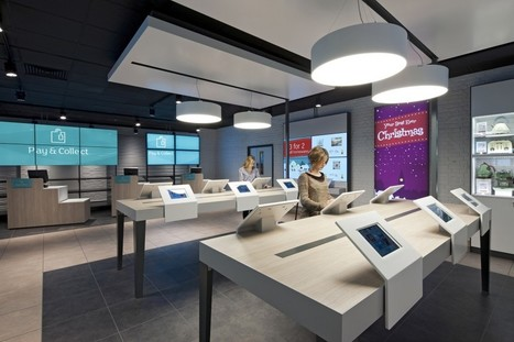 5 Retailers à l'avant garde de l'innovation | Arround real+digital, digital+fashion, etc | Scoop.it
