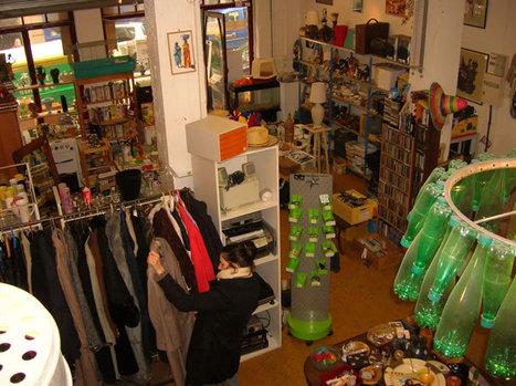 recyclage cr atif. Black Bedroom Furniture Sets. Home Design Ideas