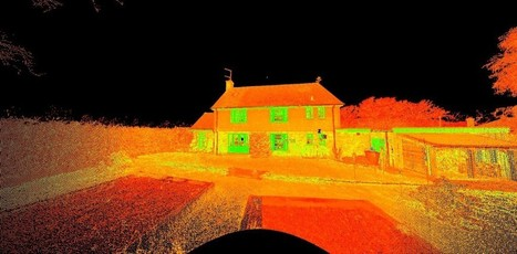 Point Cloud to Revit BIM: A Boon for Building Restoration Projects | hitechcaddservices | Building Information Modeling | Scoop.it