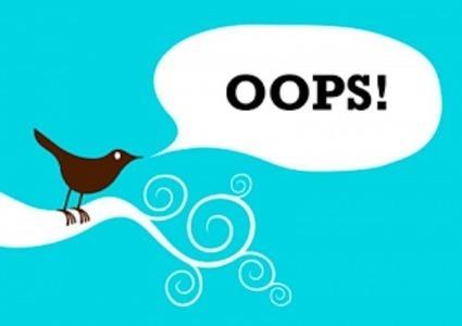 #TwitterProblems: How to Make Sure Your Twitter Doesn't Hurt Your Career | Understanding Social Media | Scoop.it