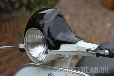 New SLUK Vespa PX screens | Vespa Stories | Scoop.it