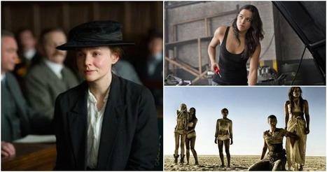 Mujeres en el cine: seis herramientas para evidenciar el sexismo | Genera Igualdad | Scoop.it