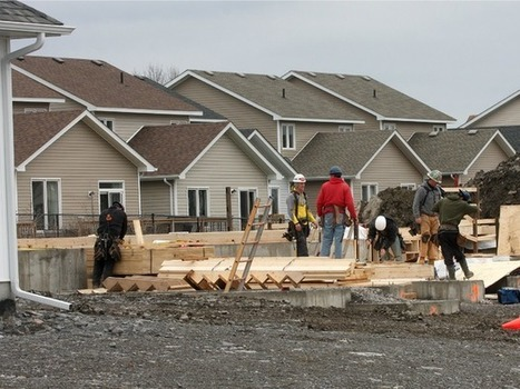 Economists predict mortgage rules may cool new construction as September tops expectations | Nova Scotia Real Estate Investing | Scoop.it