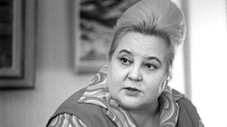 Opera Singer Anita Välkki Has Died | Finland | Scoop.it