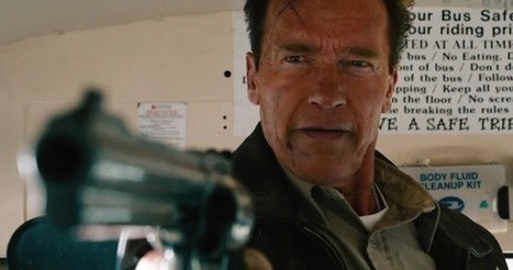 'The Last Stand' is a glorious action filled blast from the past | Forty Two: Life and Other Important Things | Scoop.it