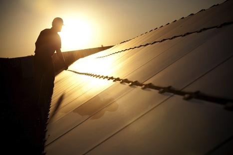 La Grèce, centrale solaire de l'Europe ? | Le groupe EDF | Scoop.it