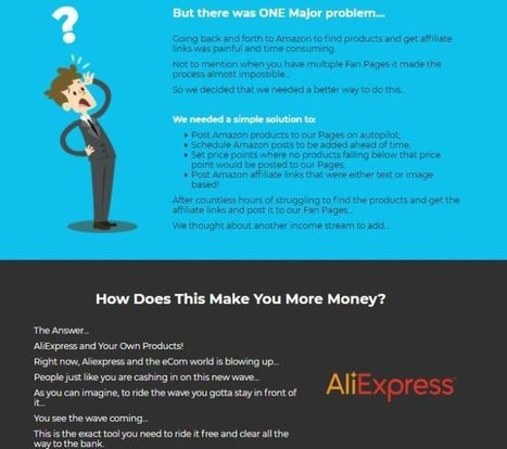 FB ComAzon WordPress Plugin Software Review – Best Developer Software to  Selects Both Best Amazon Affiliate & AliExpress Products to Get $250 Daily  Profits
