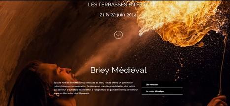 Briey médiéval - Les terrasses en fête | Festivals Celtiques et fêtes médiévales | Scoop.it