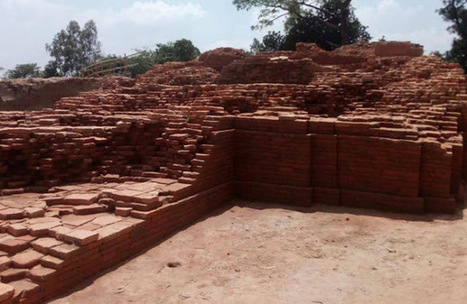 800 year old temple, unique goddess idol unearthed in Bangladesh | Histoire et Archéologie | Scoop.it