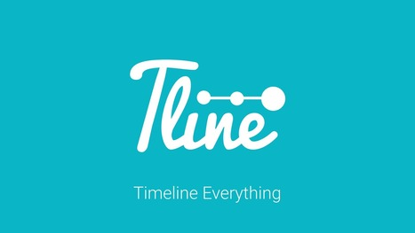 Tline - Timeline Your Content | Education et TICE | Scoop.it