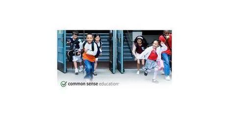 K-12 Digital Citizenship Curriculum | Common Sense Media | FootprintDigital | Scoop.it