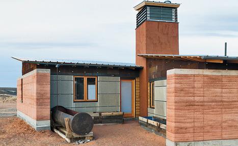 The Windcatcher House | DesignBuildBLUFF/University of Colorado, Denver | sustainable architecture | Scoop.it