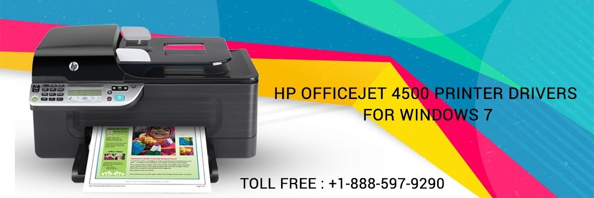 download driver for hp officejet 4500 wireless