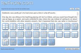 ENSEIGNANT WEB 2.0 et LANGUES:  Create Instant Interactive Text Based Activities | E-apprentissage | Scoop.it