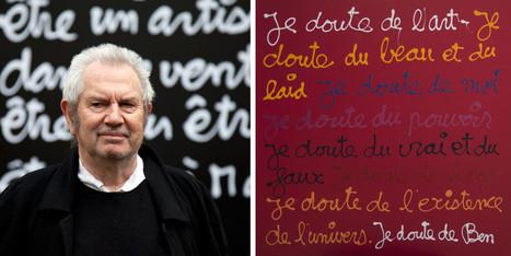 L'art selon Ben au musée Maillol | Art contemporain et culture | Scoop.it