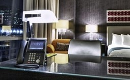Five Hotels With Top-Notch Technology | The Jazz of Innovation | Scoop.it