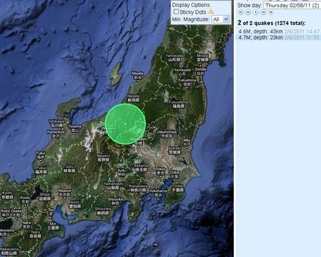 [Eng] Un séisme de magnitude 4.7 dans la préfecture de Niigata au centre du Japon | Kyodo News | Japon : séisme, tsunami & conséquences | Scoop.it