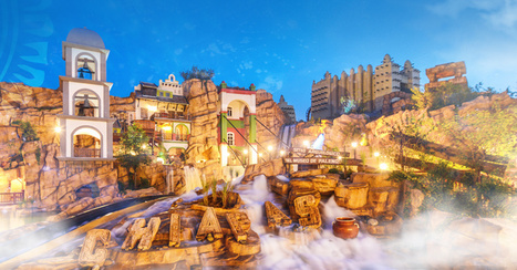 Phantasialand (Allemagne) - Wonder World | Allemagne tourisme et culture | Scoop.it