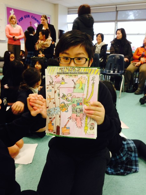 Wishes Come True at St. Francis Xavier | Canadian literature | Scoop.it