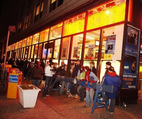 4th & Broadway: When Tower Records was Church | Musicbiz | Scoop.it