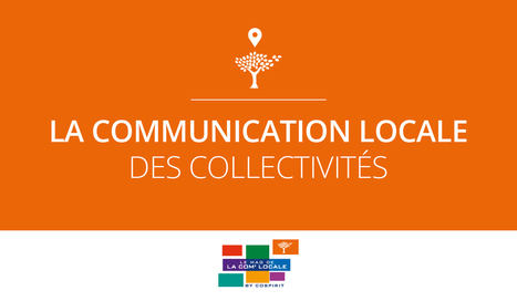 Infographie : la communication locale des collectivités | Connected places | Scoop.it