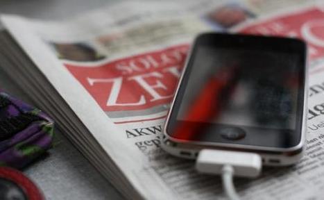 La presse demain ? Surtout un modèle d'entreprise à rebâtir | Journalisme augmenté | Scoop.it
