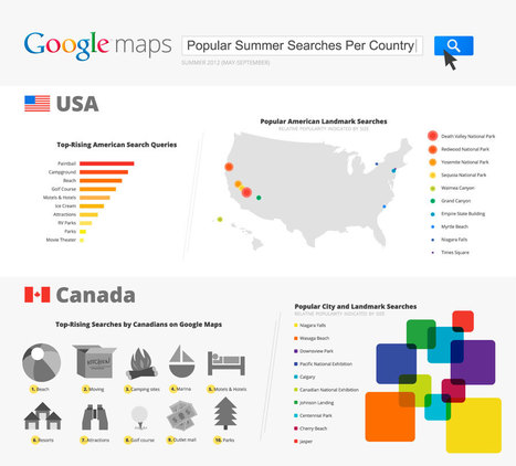 Google Maps shows how we spent summer 2012 | WEBOLUTION! | Scoop.it