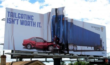 3D Billboard Revealed   Advertising culture   Scoop.it