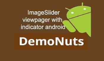 Android Image Slider Slideshow Viewpager Exampl
