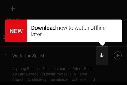 You can now download Netflix shows for Offline viewing | Technological Sparks | Scoop.it