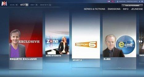 Replay : 59% des programmes des chaînes disponibles | Télevision & Digital | Scoop.it