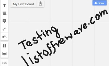 23 Best Free Online Whiteboard With Real-Time Collaboration | Collaboration in Online Courses | Scoop.it