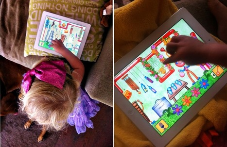 iPad Apps for Toddlers | the818.com - Apps that will Engage your Little Ones. | FeeFiFoFun News! | Scoop.it