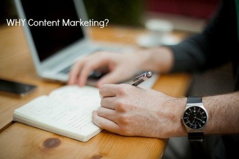 Why Content Marketing is so Valuable for Small Business Owners   Online Marketing Today   Scoop.it