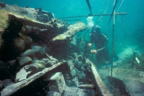 Wreck of 1840s slave ship mapped in 3D | ScubaObsessed | Scoop.it