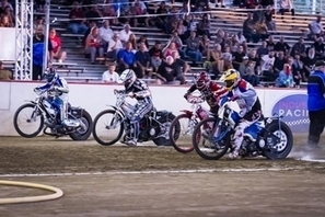 Legends Night, Take 2: An Icon in His Own Right, Hamill Breaks Through with a Big Win | California Flat Track Association (CFTA) | Scoop.it