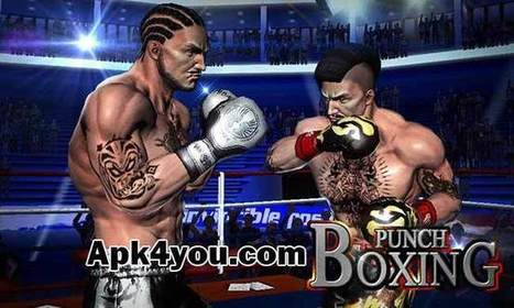 Punch Boxing 3D 1 0 5 apk+obb data' in Android-apk-game-apk+
