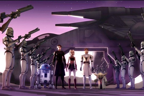 A Pixar Star Wars movie? Probably not, but imagine if…   Machinimania   Scoop.it