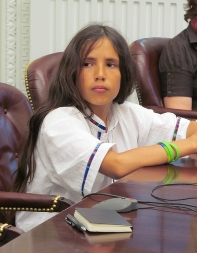 12-year-old boy is invited by delegates of the United Nations to discuss conservation and environmental protection #idlenomore | UN and Children's Rights Around the World | Scoop.it