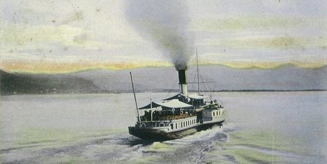 20 minutes - Une épave de bateau coulé il y a 80 ans retrouvée - Suisse   Bateaux et Histoire   Scoop.it
