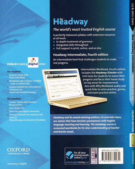 New headway intermediate fourth edition teacher new headway intermediate fourth edition teachers book including tests tested fandeluxe Gallery