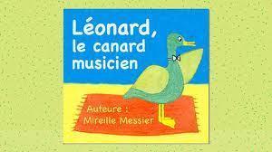 Léonard, le canard musicien | FLE enfants | Scoop.it