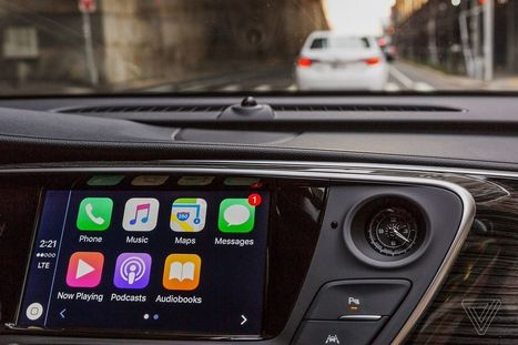 Why carmakers want to keep Apple and #Google at arm's length   Joomla Community News   Scoop.it