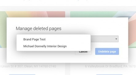 Google My Business Now Allows Deleted Plus Pages to Be Recovered   Google Places (Google + Local)   Scoop.it