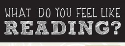 What Do I Feel Like Reading [Infographic] | LibraryLinks LiensBiblio | Scoop.it