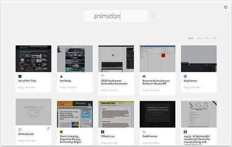 Etiqueter les favoris sur Chrome, Dewey Bookmarks | Les Infos de Ballajack | François MAGNAN  Formateur Consultant | Scoop.it