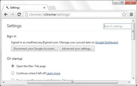 10 Quick Ways to Access Chrome Settings to Work Faster | Techy Stuff | Scoop.it