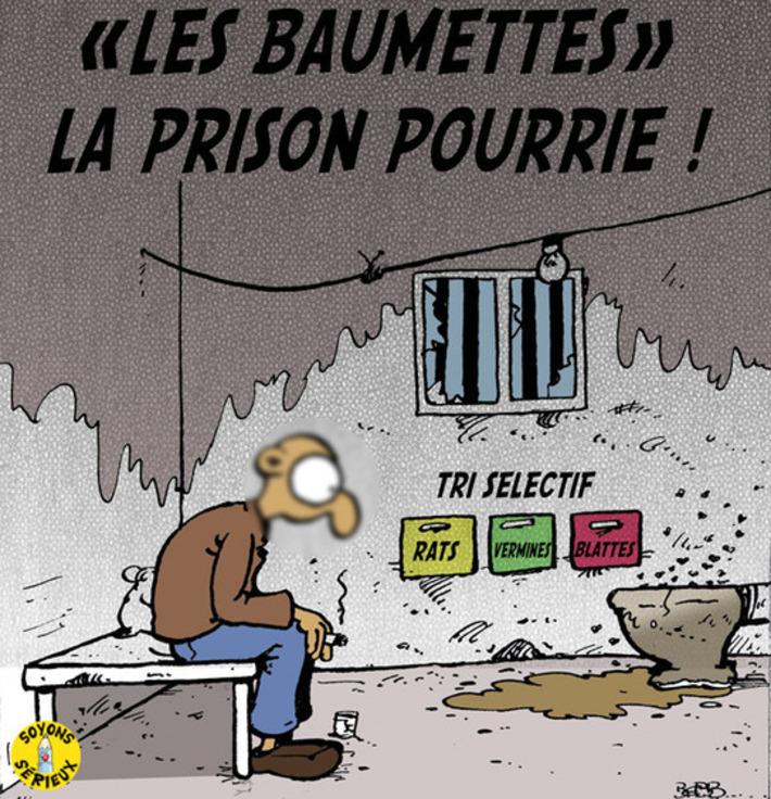 Les Baumettes, une prison pourrie   Baie d'humour   Scoop.it