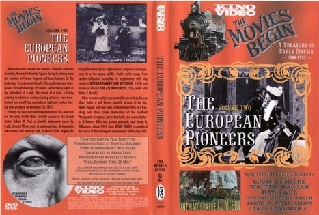 Cinema of the World Various – The Movies Begin – Disc 2 – The European Pioneers (1895 – 1906) | Cinema of the World | Cinema Zeal | Scoop.it